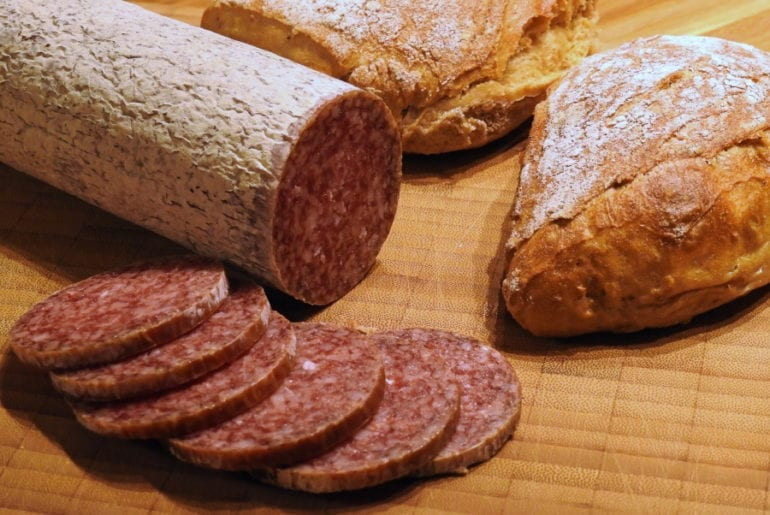 Difference between summer sausage and salami